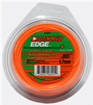 1.7mm diameter x 15m Diamond Edge trimmer Line
